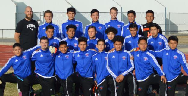 Thunderbird Varsity Team Photo