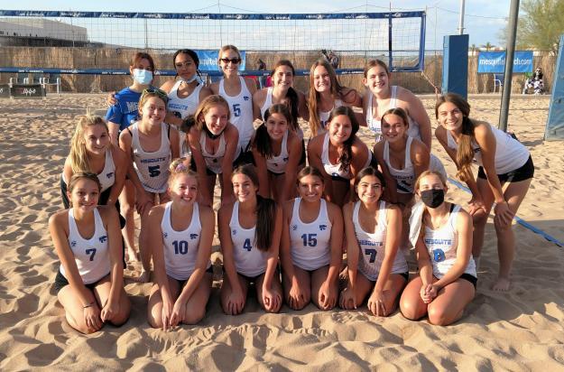 Beach Volleyball - Girls | AZPreps365