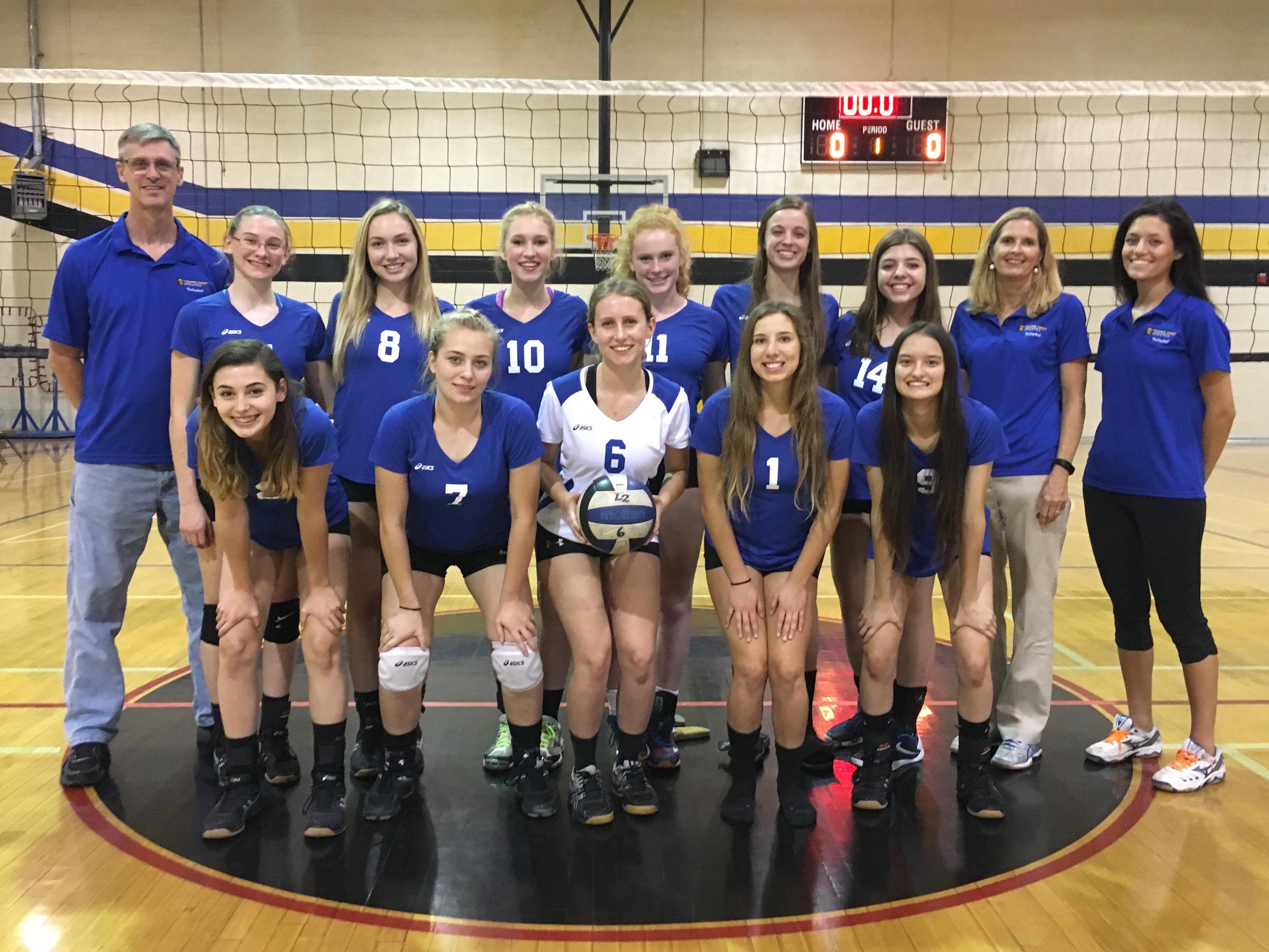 Girls Volleyball - Girls Volleyball - Santa Ynez Valley